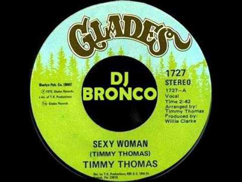 MELVA: Timmy thomas sexy woman