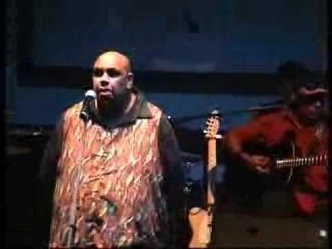 Is This What We Deserve - KUTCHA EDWARDS - BLACK ARM BAND - live at Jilara Oval - YARRABAH 2009