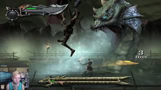 God of War (PS3) | Live Let's Play | Episode 1