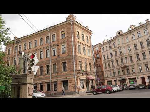 Гуляем по Суворовскому проспекту до 9 Советской улицы