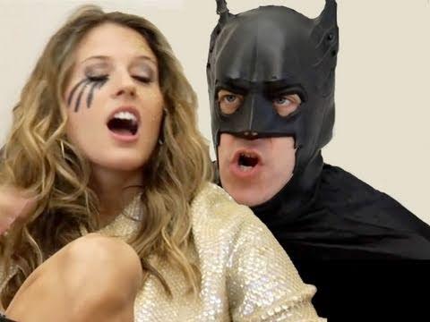 KE$HA and BATMAN's Trashiest Video Ever!