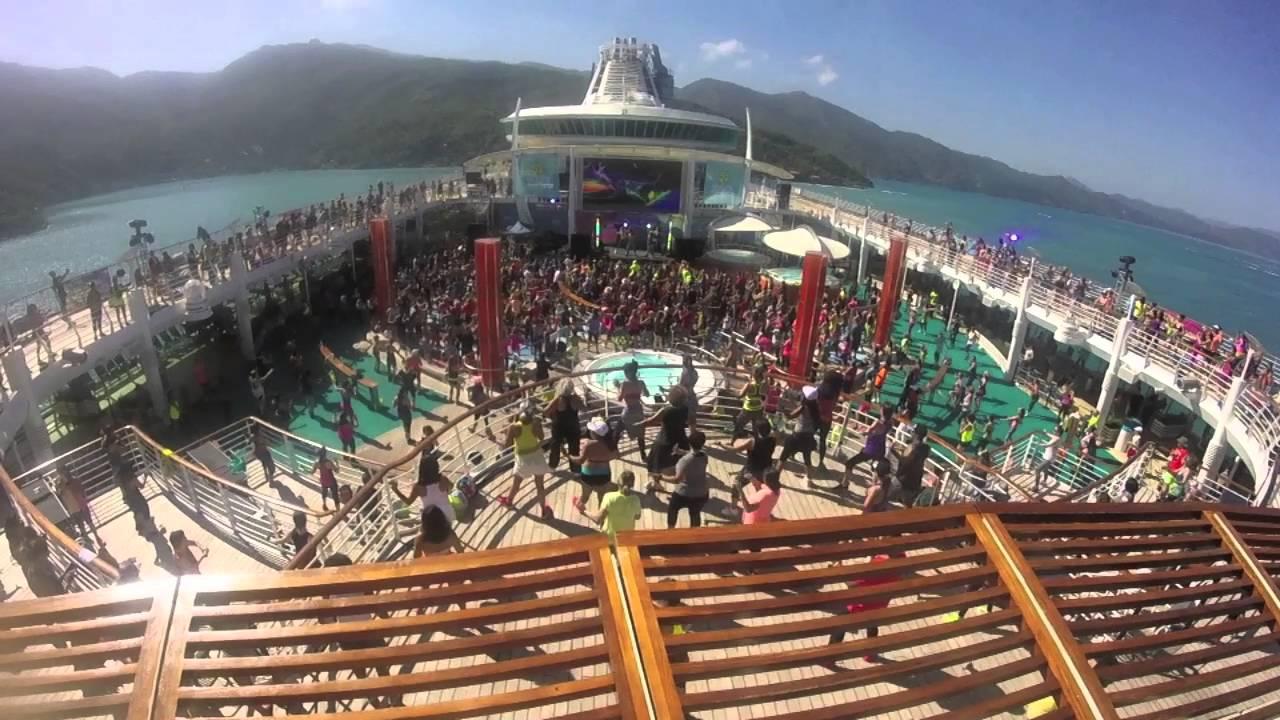 Zumba Cruise 2016 Recap Youtube