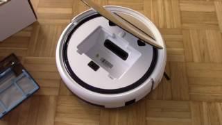iLife V5s Pro robot aspirapolvere e  lava pavimenti