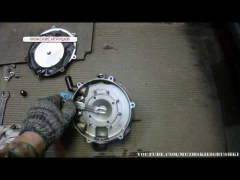 Ремонт газового редуктора LOVATO и возможные проблемы после установки ГБО