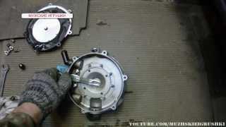 видео газовый редуктор замена ремкомплекта