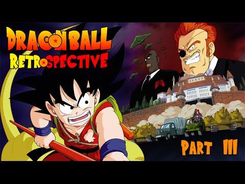 Dragon Ball Retrospective - Part 3: The Red Ribbon Army Saga