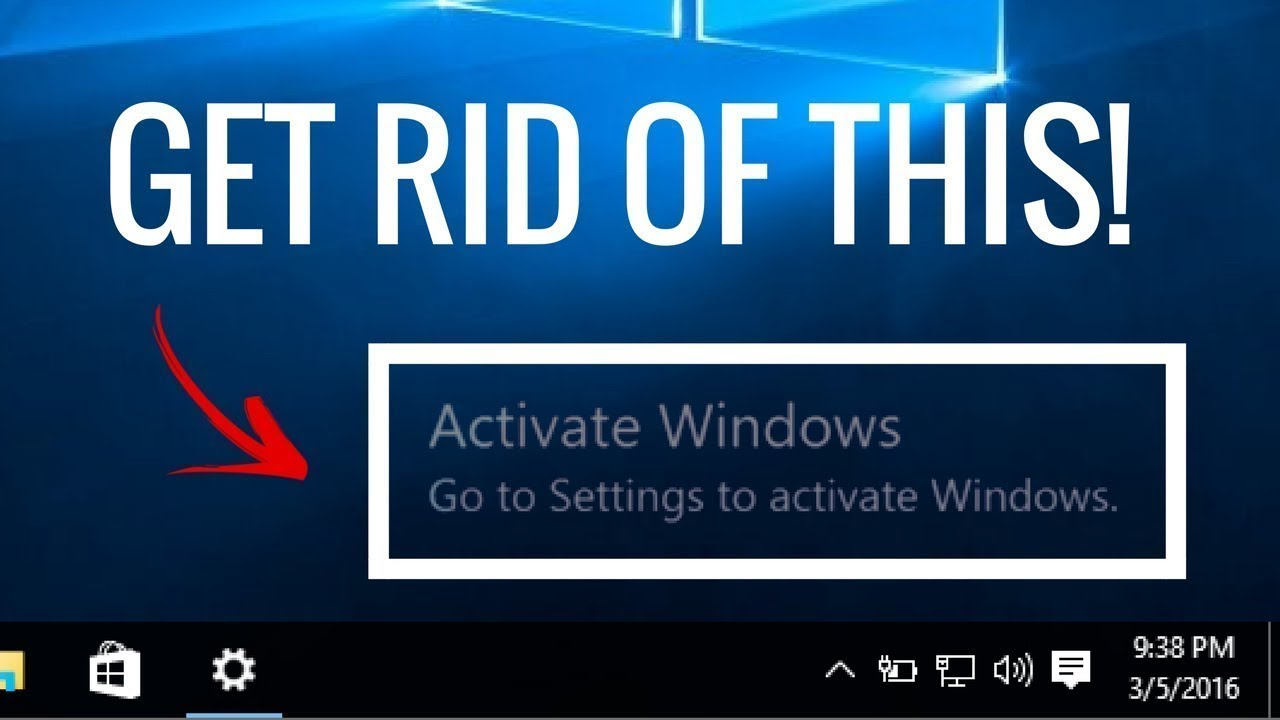windows 7 ultimate genuine activation watermark remover