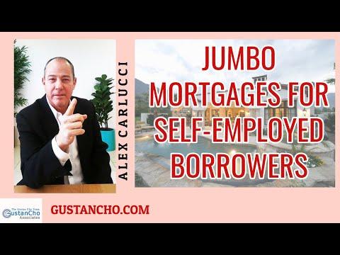 jumbo-mortgages-for-self-employed-borrowers