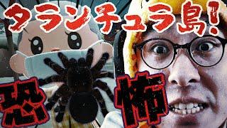 【セト森】Part 3 ついにキターーー!恐怖!タランチュラ島! / あつまれ…