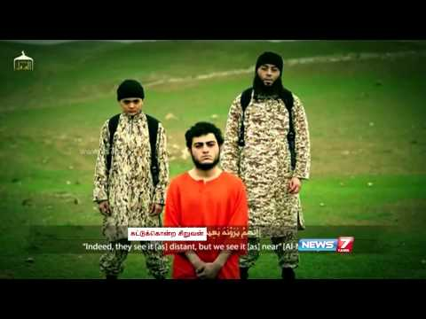 ISIS video purports to show child soldier killing 'Israeli spy'