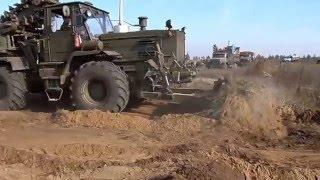 ПЗМ-2- полковая землеройная машина