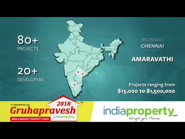 Dreaming for a property in India? - Gruhapravesh 2018 - Apr 28th & 29th - Irving Convention Center