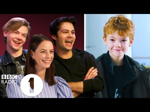 """Are you the little boy from Love Actually?!"" The Maze Runner cast on fans, parties and bad tattoos."