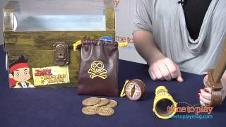 Jake And The Never Land Pirates Jake Accessory Set From Just Play