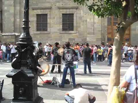 Travel vLog - Guadalajara - Day 23 - We Going Downtown