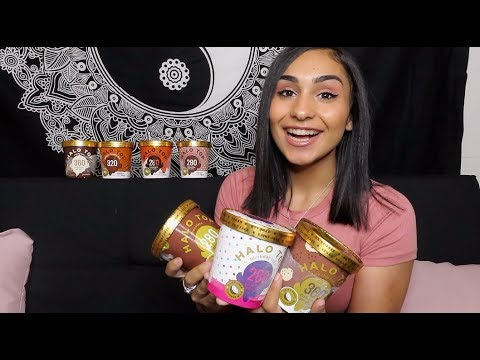 Halo Top Ice Cream FOOD REVIEW
