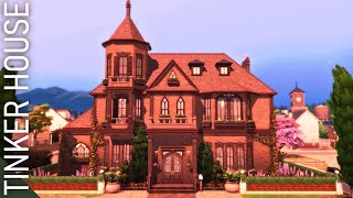 I fixed the terrible Tinker House // the sims 4