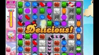 Candy Crush Saga Level 1497 18 moves instead of 20 Difficult Level No Boosters