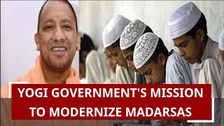 Yogi's U.P Govt To Modernise Madrassas; NCC & Scouts Training To Be Given To Students