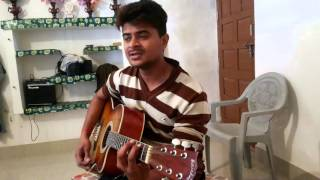 Luka Chuppi unplugg With Guitar Simple Chords by Rony blaster