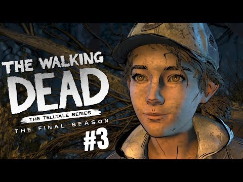 The Walking Dead The Final Season - WHISPER TO ME #3 (Episode 2)