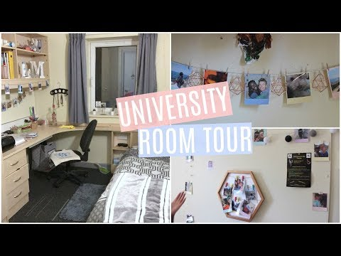 UNIVERSITY ROOM TOUR 2017 | University of York (Halifax College)