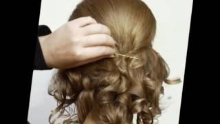 Как заколоть волосы.Как красиво заколоть волосы(как заколоть волосы средней длины.как заколоть короткие волосы.как заколоть распущенные волосы., 2016-09-26T15:10:40.000Z)