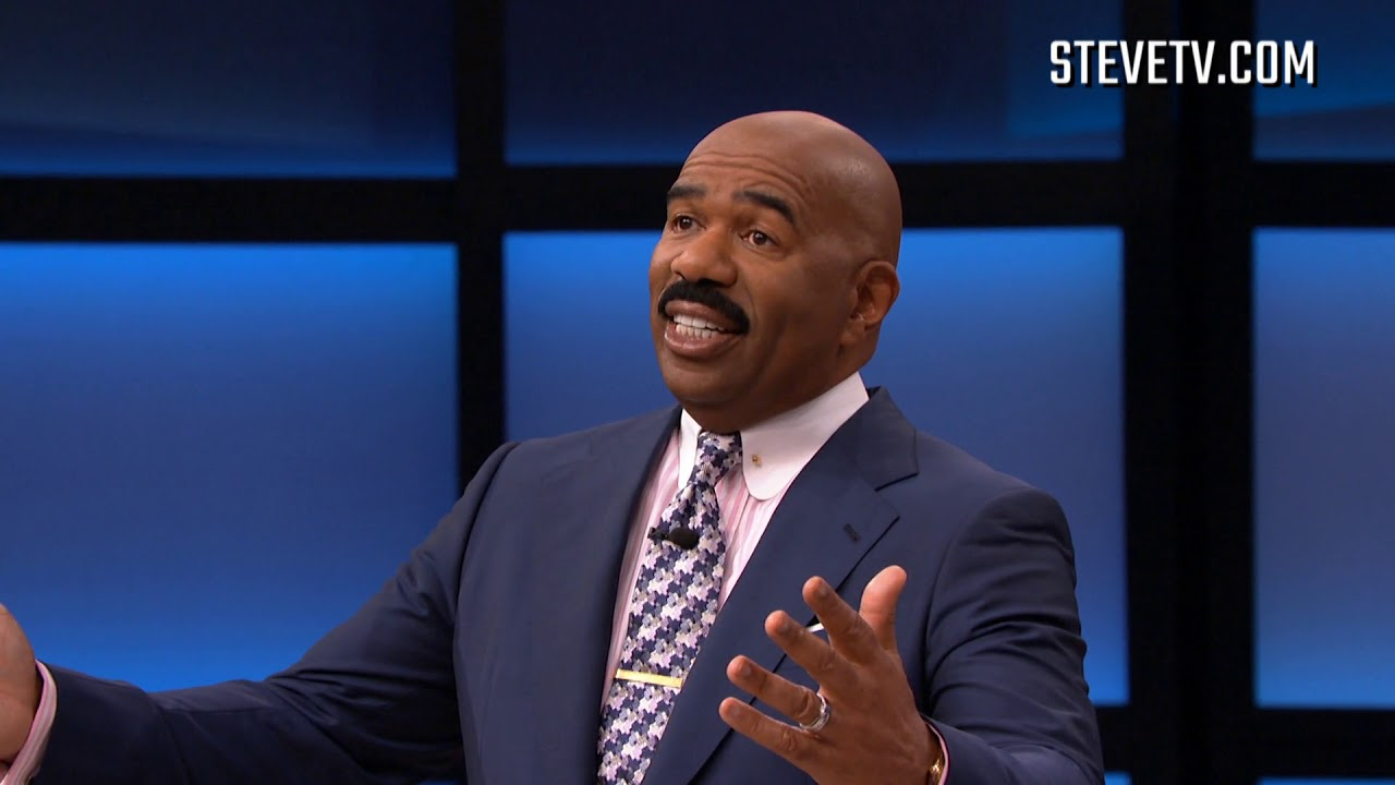 Steve Harvey Says You Should Never Use These Pickup Lines