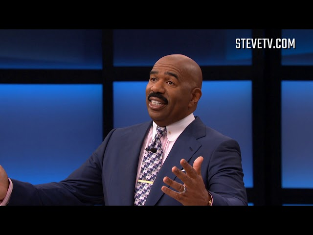 Steve Harvey Says You Should Never Use These Pickup Lines.