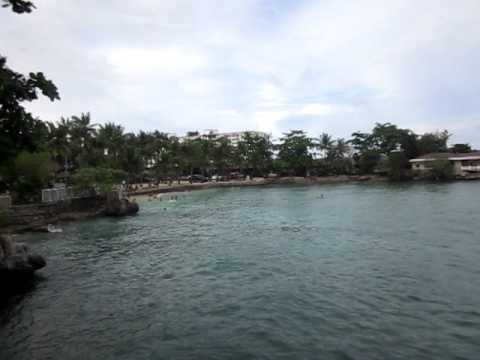 Hadsan Beach Resort Cebu 26032011  YouTube
