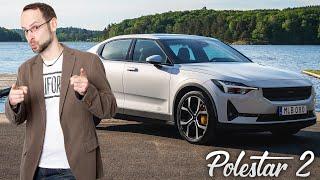 Polestar 2 Probefahrt | Der Tesla-Killer?