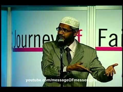 Why Jesus is not Son of God? - Dr. Zakir Naik - Questioner accepts Islam