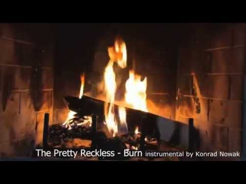 Burn (The Pretty Reckless)- instrumental by Konrad Nowak