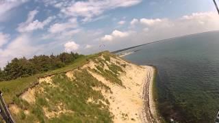 Paragliding Samsø