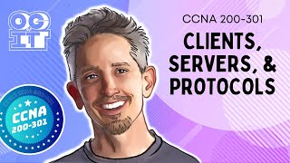 CCNA Sunday is a live stream focused on the Cisco CCNA 200-301 certification.