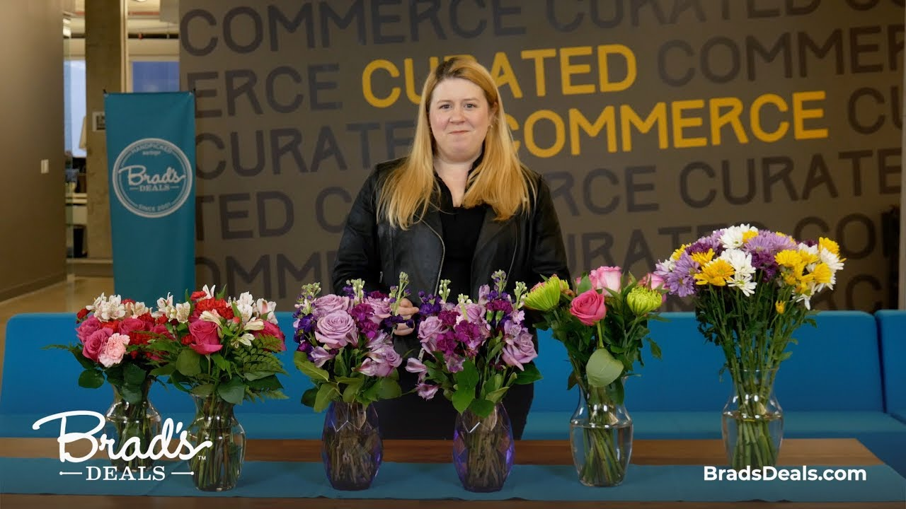 Brad S Deals The Difference Between Shipped Flowers And Florist Delivered Flowers Explained