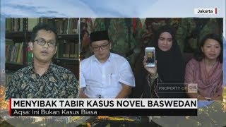 Menyibak Tabir Kasus Novel Baswedan - Alghiffari Aqsa, Tim Advokasi Novel