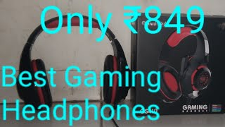 Best Gaming Headphone For Ps4,Pc,Xbox,iphone and Android Under ₹850//Cosmic Byte