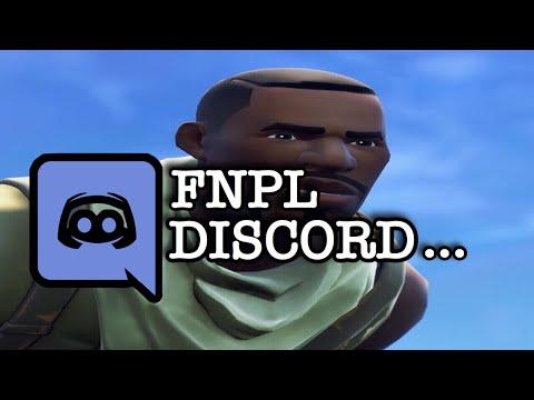 So I Went On FNPL Discord...
