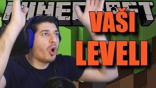 IGRAMO VAŠE LEVELE!!!!- Minecraft Maker