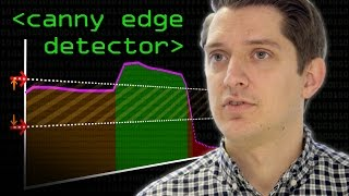 Canny Edge Detector - Computerphile