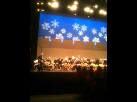 Christmas Concert - Glendale High School, CA  - Jazz Band