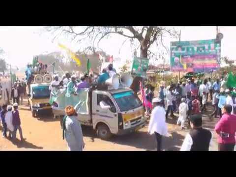 Juloos Eid Milad UN nabi Part 1 Zaheerabad 12-12-2016