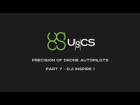 Comparing Drone Autopilot Precision - Part VII - DJI Inspire 1