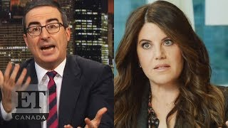 John Oliver Re-Examines Monica Lewinsky Scandal