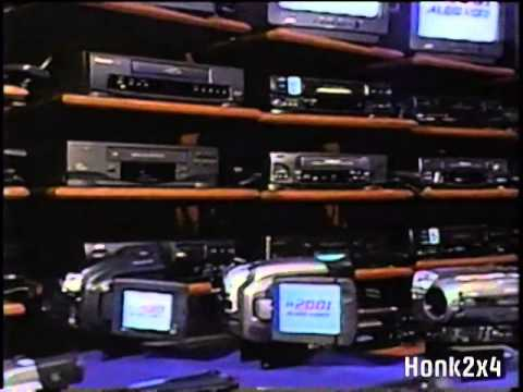 2001 - Audio Video TV Commercial