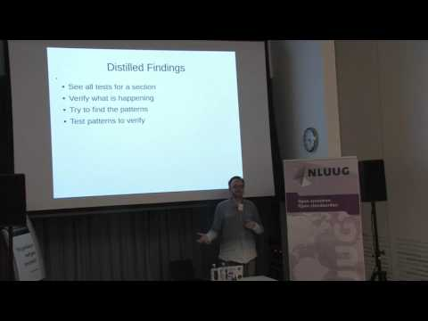 ODF What to expect today - Ben Martin (NLUUG 2016-11-17)