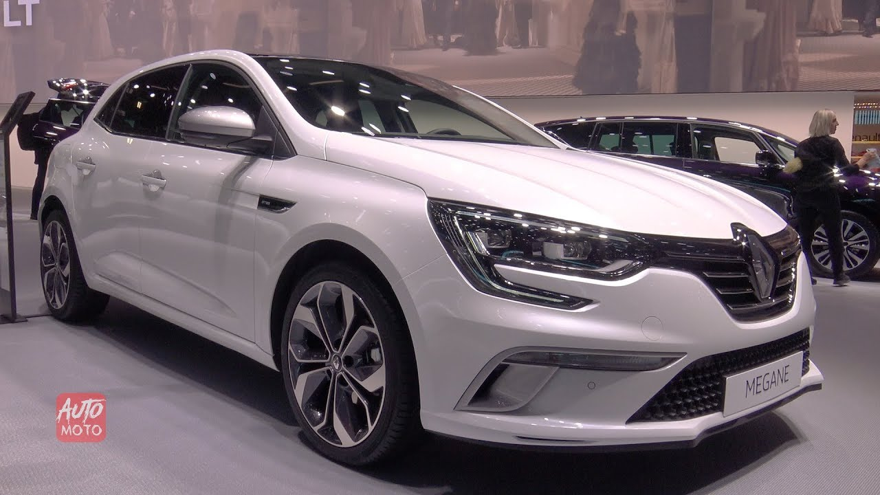 2019 renault megane intense gt line exterior and interior walkaround 2018 paris motor show. Black Bedroom Furniture Sets. Home Design Ideas