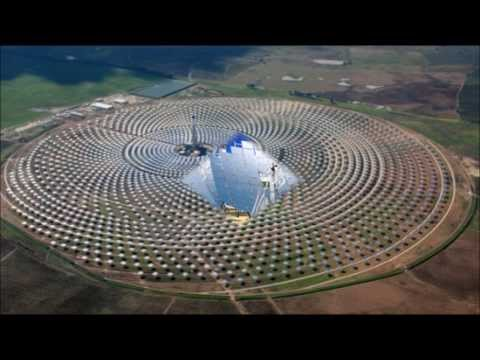 worlds biggest solar power plant opens at california