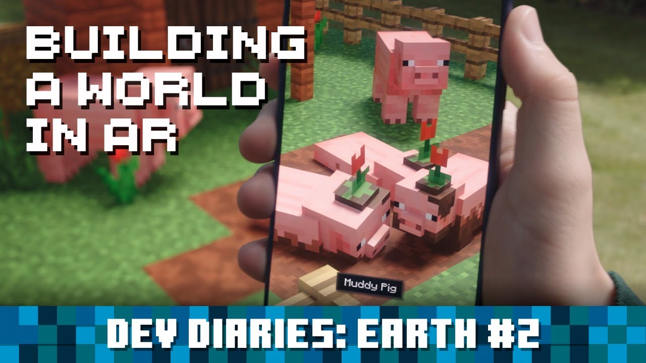 Dev Diaries: Minecraft Earth #2 – Building a World in AR